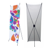 Bunting with X Stand